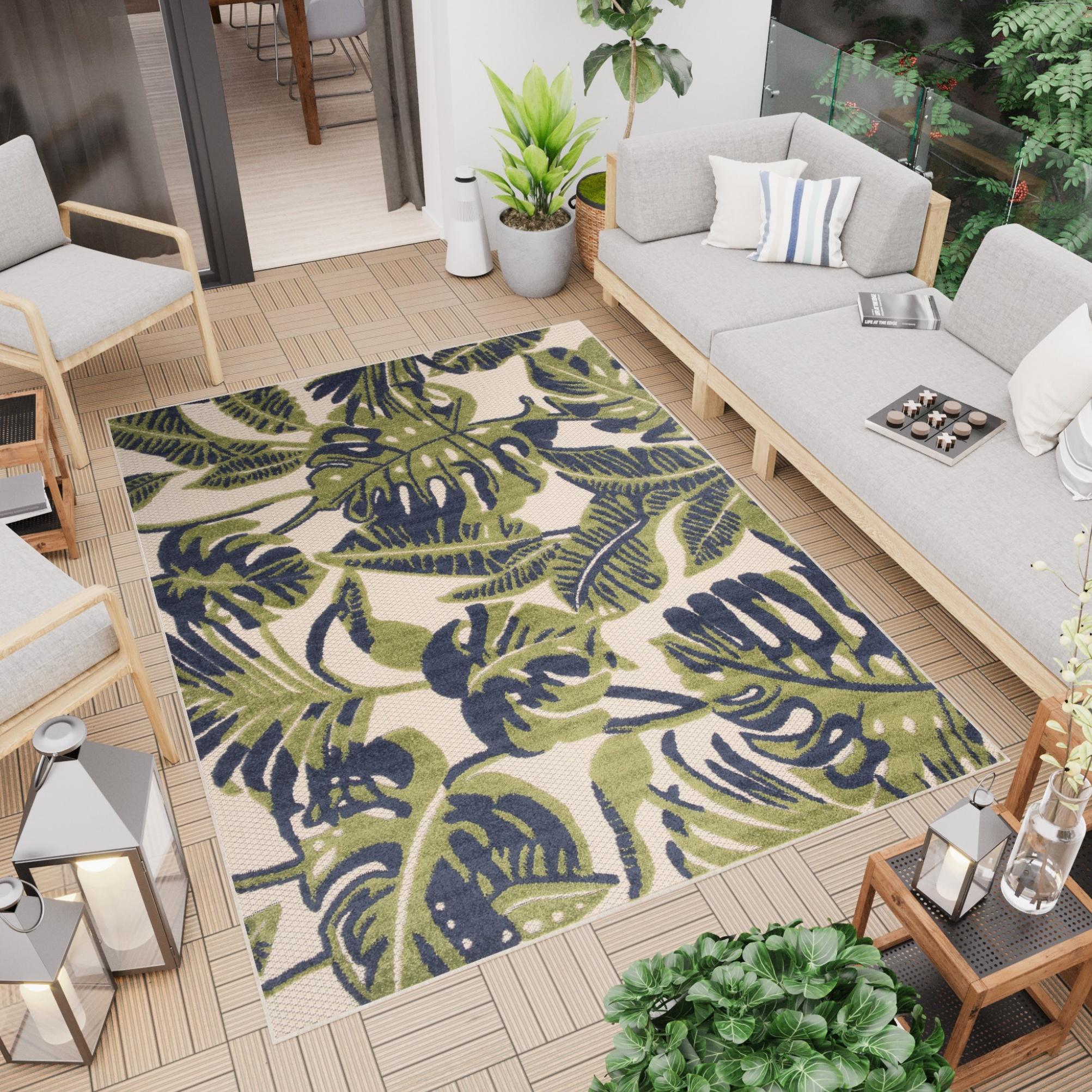 Zachowaj lato na dłużej - 3 propozycje dywanów