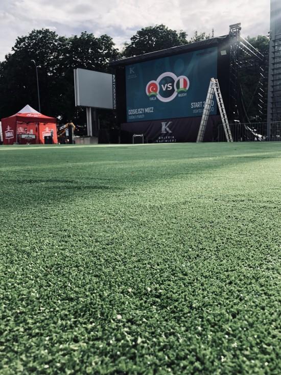 Nasza trawa podczas Mistrzostw Euro 2020