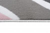 Dywan Z661B PINKY EWL WHITE
