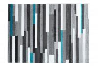 Dywan nowoczesny LUX VERSO 7442A A7B 14 niebieski