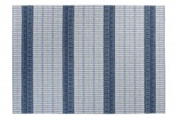 Dywan nowoczesny PRIME 47297/396 OUTDOOR ZEWNĘTRZNY NA BALKON niebieski