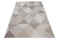 Dywan nowoczesny PRIME  47162/653 brązowy