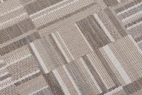 Dywan nowoczesny  47173/053 PRIME brązowy