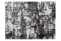 Dywan ekskluzywny Q133A TANGO BOT szary
