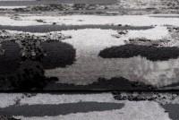 Dywan ekskluzywny Q135A TANGO BOT szary