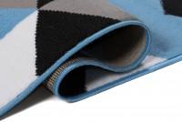 Dywan nowoczesny Q545A MAYA PP EYM niebieski