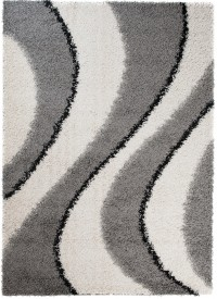 Carpet K857B GRAY SKANDYNAWIA DZA GRAY