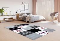 Dywan nowoczesny LUX VERSO 4131A A7A 26 biały