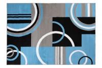 Dywan nowoczesny MAYA Z897A PP EYM niebieski