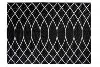 Dywan nowoczesny BALI PP C429A BLACK biały
