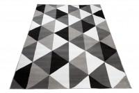 Dywan nowoczesny BALI PP C603B LIGHT GRAY biały