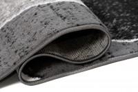 Dywan nowoczesny C586D BLACK/ BALI PP szary
