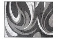 Dywan nowoczesny BALI PP C582D BLACK szary
