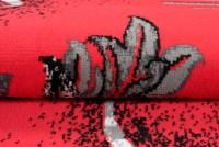 Dywan C511G /BLACK BALI PP RED