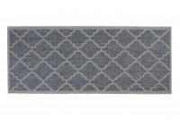 Dywan sznurkowy NATURE T709A FDO niebieski
