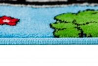 Dywan dziecięcy A670A SMILE CFV niebieski