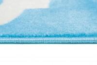Dywan dziecięcy T824A SMILE CFV niebieski