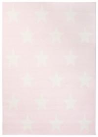 Dywan dziecięcy L896A LIGHT SMILE CFW różowy